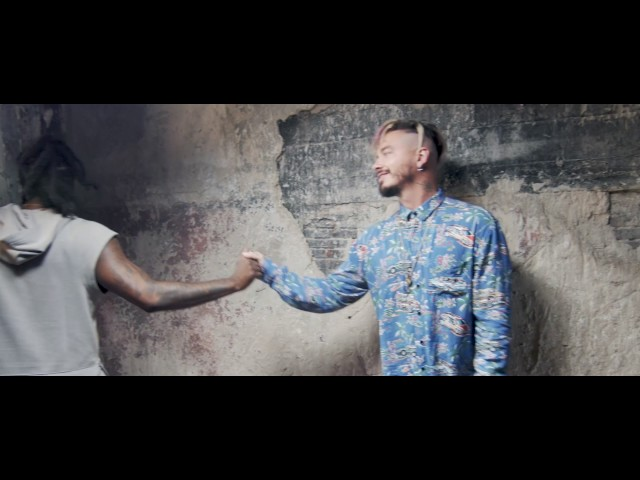 COLOMBIAN HEIGHTS (TE AMO) FT WALE - J. Balvin