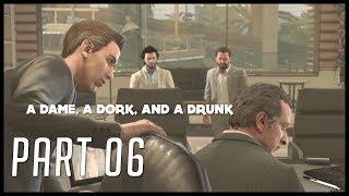 Max Payne 3 PC |Hard| 100% Walkthrough 06 (A Dame, A Dork, and A Drunk)