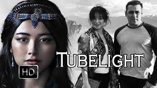 Salman Khan Romancing Chinese Actress Zhu Zhu - Tubelight Movie 2017