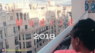 Mommie and me travel Madrid