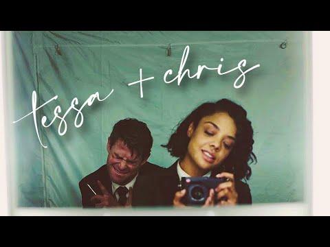 tessa & chris | #1 fan