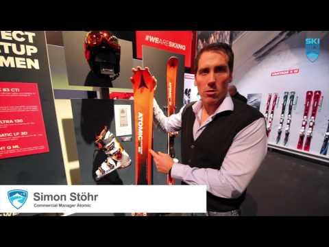 ISPO in München: Highlights von Atomic für die Saison 2016/17