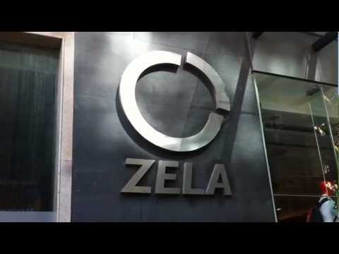 Zela luxury health club new trailer