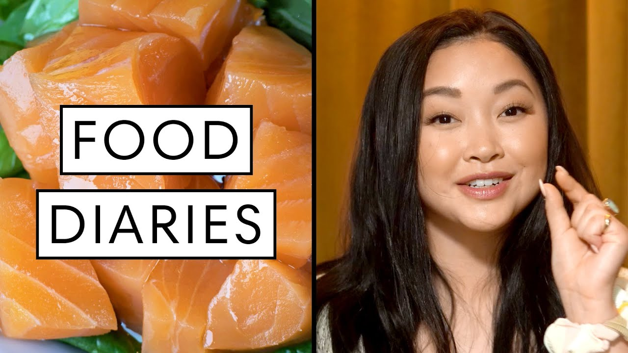 Everything Lana Condor Eats in a Day | Food Diaries: Bite Size | Harper's BAZAAR