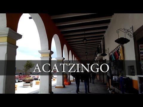Amiel viaja a Acatzingo - Puebla // ¿Qué visitar?