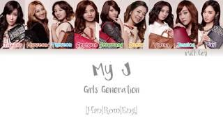Girls' Generation - My J