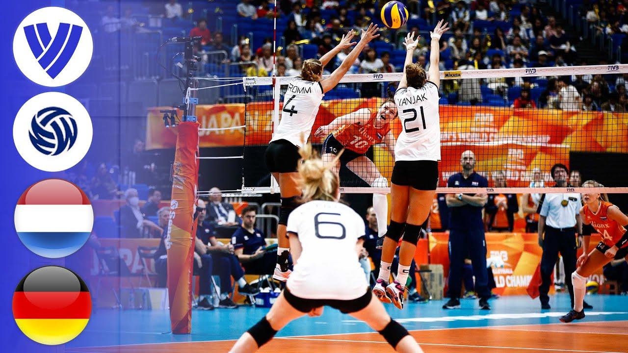 Download Netherlands vs. Germany - Full Match | Women's Volleyball World Championship 2018