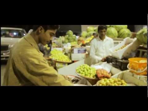 Doha Flower Market