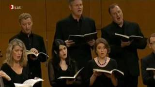 Bach Matthew Passion Chorale Settings - O Haupt voll Blut und Wunden