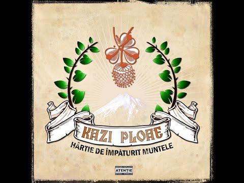 Kazi Ploae - Hârtie De Împăturit Muntele (2010) - Ce A Mai Rămas (prod. Phossilah)