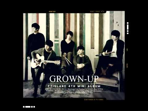 FT ISLAND - 지독하게 (Severely)  Audio [MP3]