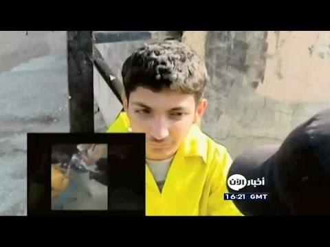 ذكاء طفل يهزم ارهاب داعش - أخبارعربية Arabic news
