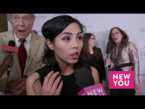 Anna Akana at Erasing the Stigma