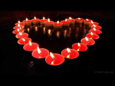 Virtual Candles: ♥Heart Shaped Valentine's Edition♥  (Full HD)