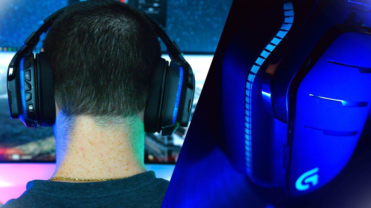 Logitech G933 Artemis Spectrum Wireless Headset Review