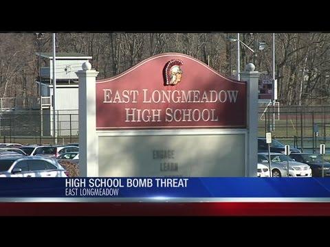 Bomb threat caused 2 hour delay at East Longmeadow High School