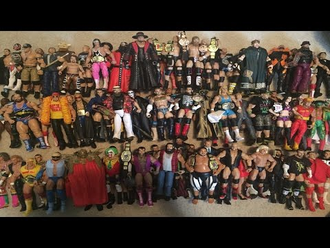 WWE ELITE FIGURES FOR TRADE - SEPTEMBER 2015