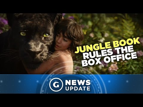 The Jungle Book is King of the Box Office With Massive Opening Weekend - GS News Update