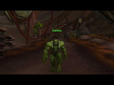 Blizzard: Fix The Upright Orc Running Animation