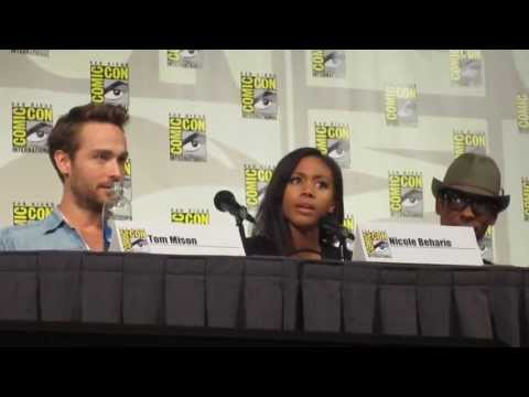 Nicole Beharie @ Sleepy Hollow SDCC