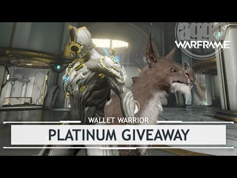 warframe how to get platinum for beginners