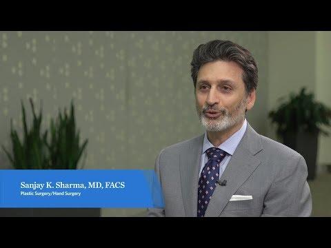 Meet Sanjay Sharma, MD, FACS, Plastic Surgery/Hand Surgery | Ascension Texas