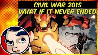 "Civil War (2015) ""What if it never ended"" - Complete Story 
