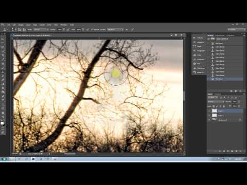 How to Use Clone Stamp Tool in Photoshop CS6 | Doovi