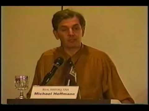 Michael A. Hoffman II: Jewish philosophy toward Amalek (Palestinians) !