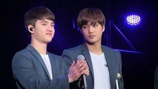 [fancam]160326 K-Friends concert Greeting Kai D.O.focus