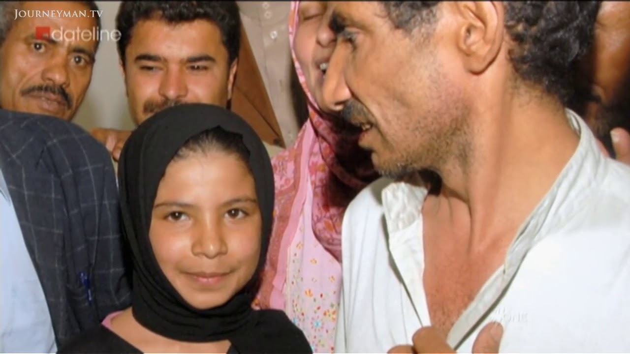 Just a reminder > Child Marriage And Rape Is Still Legal In Yemen (2013)