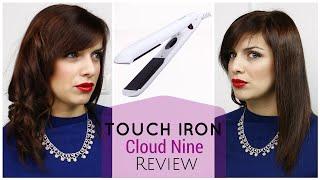 Tutorial capelli mossi e lisci con la piastra: Review Cloud Nine Touch Iron