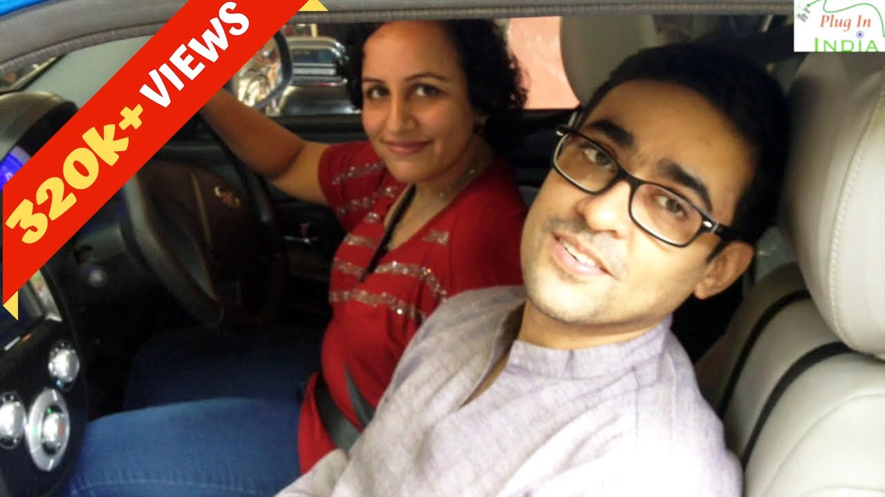 One and half years driving an electric car - Mahindra e2o