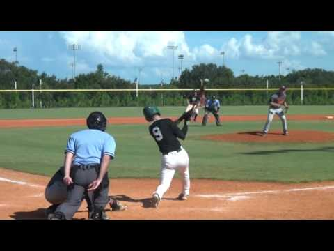 Knuckleball RHP James Holle - South Florida State College 9-10-16