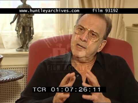 Ronald Harwood on Truth, 2000's  Film 93192