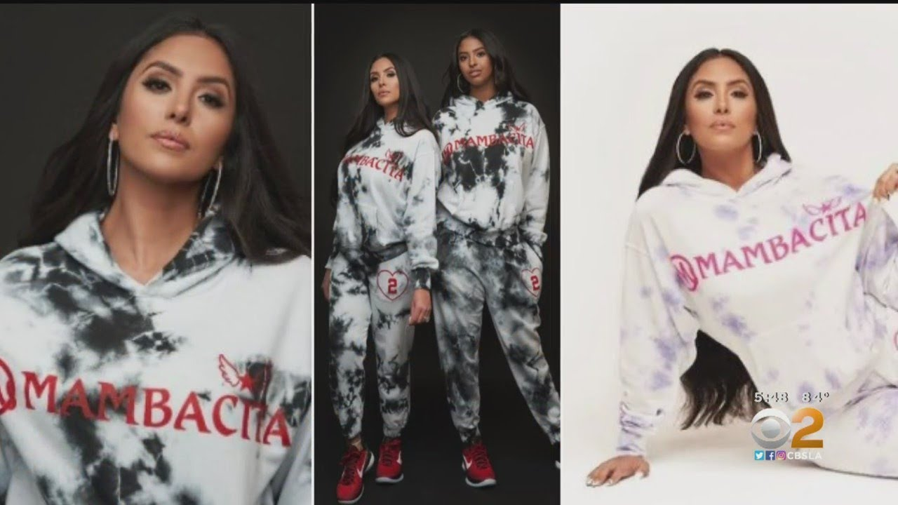 Vanessa Bryant launches 'Mambacita' clothing line on what would ...