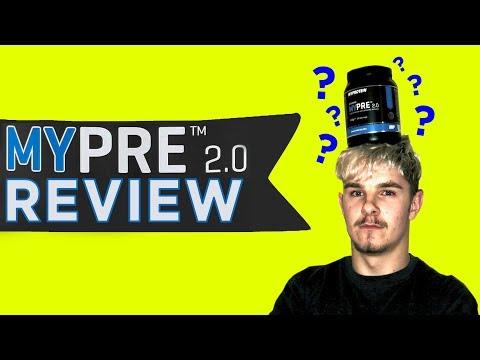 MYPROTEIN'S MYPRE 2.0 (PREWORKOUT) REVIEW | Honest Taste Test | Bodybuilding supplement review