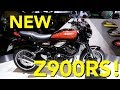 2018 Kawasaki  Z900RS and Z900 RS Cafe First Look
