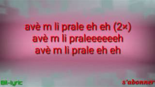 Yani Martelly av m li prale lyrics.mp3