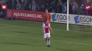 Samenvatting KNVB beker Ajax amateurs - N.E.C.