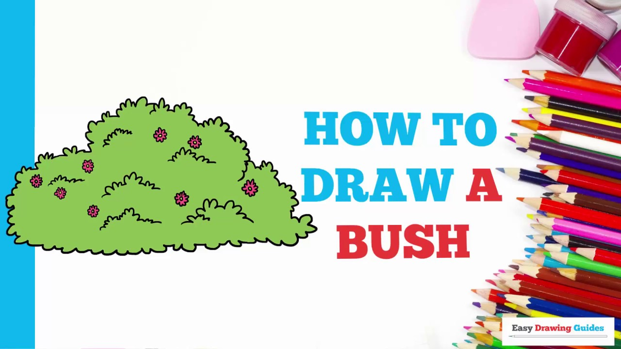 How To Draw Flowers Step By Step Easy Kids