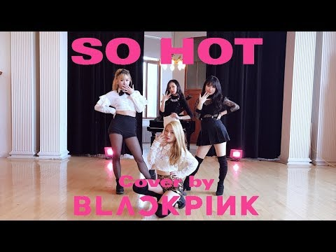 EAST2WEST BLACKPINK  SO HOT THEBLACKLABEL Remix Dance