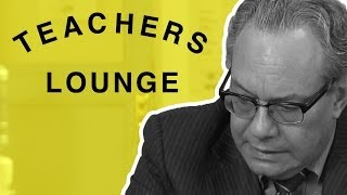Lewis Black (Teachers Lounge Ep. 2)