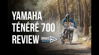 Review  - Yamaha Tenere 700 - Brake Magazine