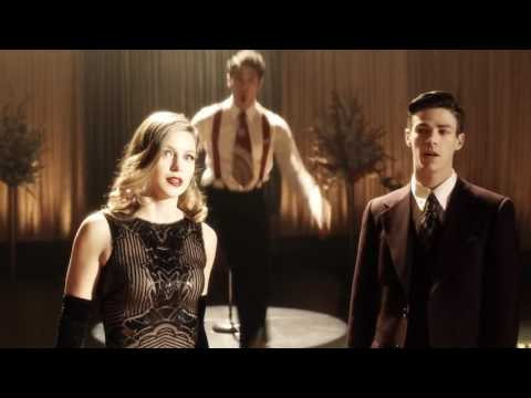 Music Meister Sings Intro Song - The Flash S03E17 HD