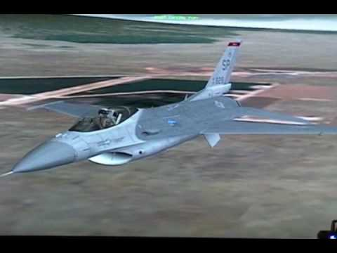 F-16 F 4.0+RV HQ A-A WEAPONS PART 1
