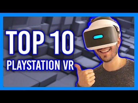 PlayStation VR, les 10 des meilleurs jeux en réalité virtuelle ✨