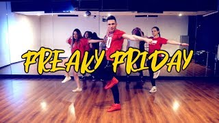 FREAKY FRIDAY - Chris Brown & Lil Dicky Dance | Andrew Heart choreography