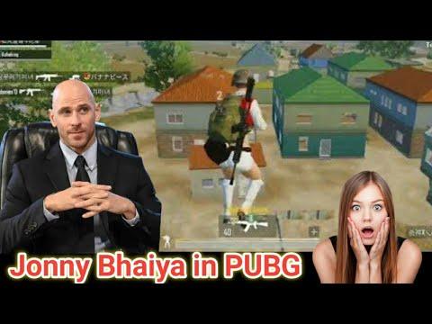 Jonny Bhaiya In PUBG || Antaryami