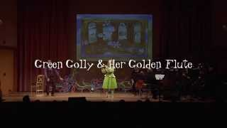 Flight of the Bumblebee Green Golly & Her Golden Flute